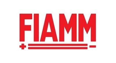 Logo de la marca FIAMM