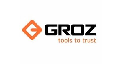 Logo de la marca GROZ