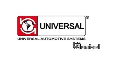 Logo de la marca UNIVERSAL