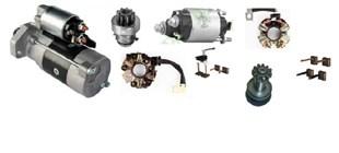 Imagen para la categoría MOTORES DE ARRANQUE Y PARTES(INDUCIDOS-BENDIX-AUTOMATICOS)