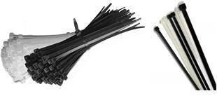 Imagen para la categoría ABRAZADERAS RAPIDAS DE PLASTICO (PRECINTOS)