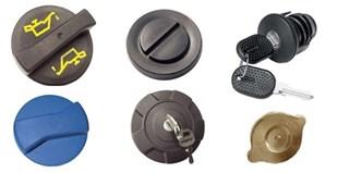 Imagen para la categoría TAPAS Y TAPONES COMBUSTIBLE-AGUA-ACEITE-RADIADOR-CARTER