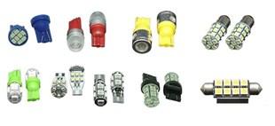 Imagen para la categoría LAMPARAS/LAMPARITAS LED AUTOMOTRIZ