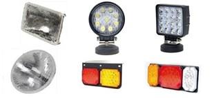 Imagen para la categoría FAROLES CAMINEROS - FARO CAZADOR - FAROS LED