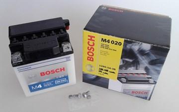 Imagen de BATERIA BOSCH MOTO 12V 6AMP PARA ACTIVAR 12N5.5A-3B