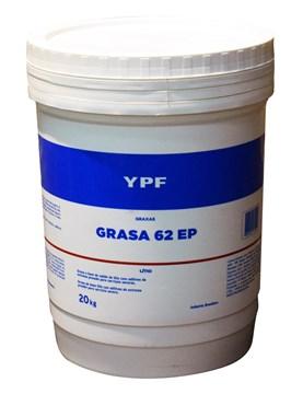 Imagen de GRASA LITIO YPF 62EP (-15°C A 120°C) (NGLI2) ROJA