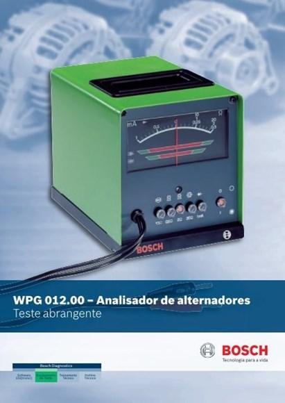 Imagen de TEST PARA COMPONENTES DE ALTERNADOR