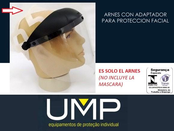Imagen de ARNES PLASTIA PARA PROTECCION FACIAL (NO INCLUYE MASCARA)