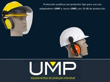 Imagen de PROTECTOR AUDITIVO TIPO COPA PARA CASCO