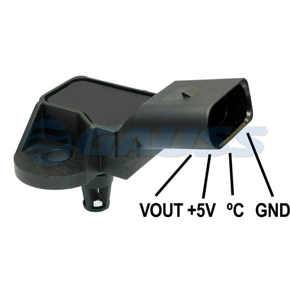 Imagen de SENSOR MAP VW GOL G4/FOX