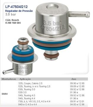 Imagen de REGULADOR DE PRESION 3.5BAR BMW 325I/525I/530I/540I/730I