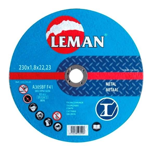 Imagen de DISCO DE CORTE METAL LEMAN 350X3,0X25,4MM