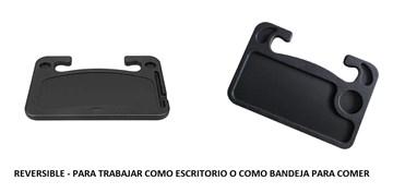 Imagen de BANDEJA/ESCRITORIO PARA AUTOS C/ENGANCHE EN EL VOLANTE