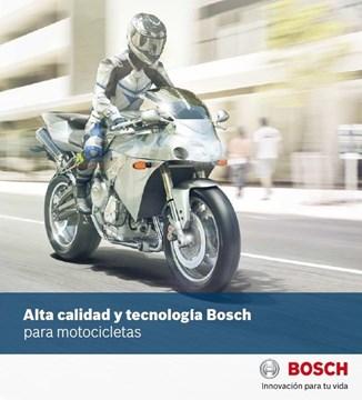 Imagen de BATERIA BOSCH MOTO C/ACIDO 12V 7AH 160X60X130