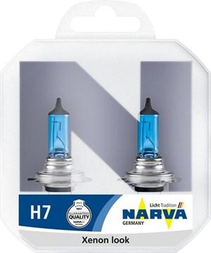 Imagen de JGO DE 2 LAMP 12V 55W H7 PX26D RANGE POWER WHITE (98518)