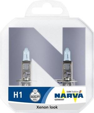 Imagen de JUEGO DE 2 LAMPARAS 12V 55W H1 P14,5S RANGE POWER WHITE